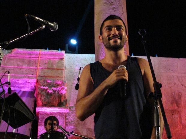 Cairo pop concert: