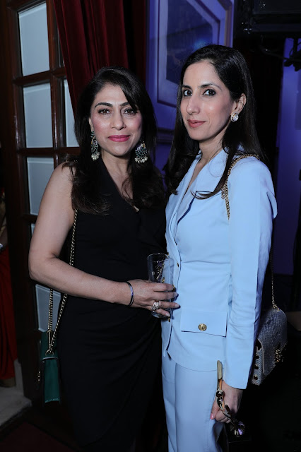 Gulneet Bajaj with Priyanka Nijhawan