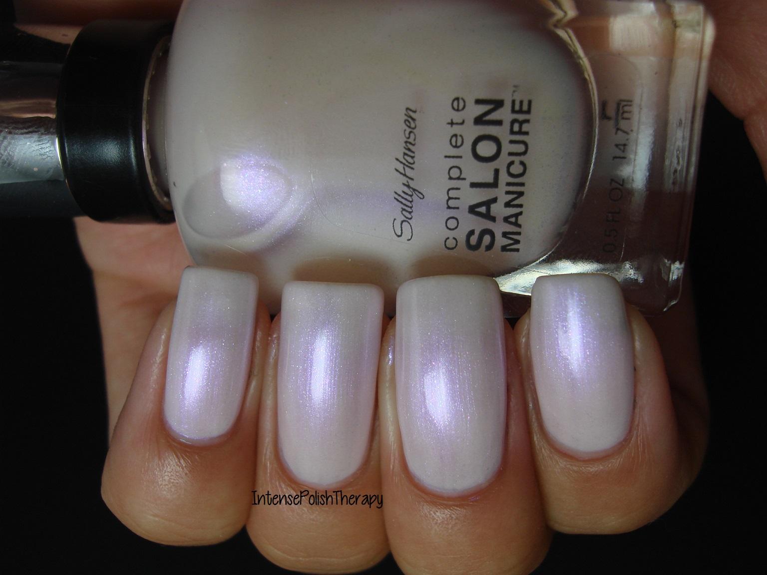 Sally Hansen Salon Gel Manicure