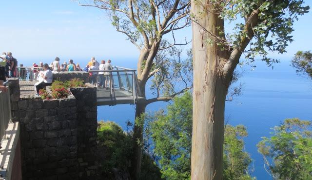 Cabo Girão, Steilklippe mit Skywalk, Madeira