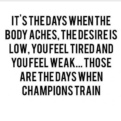Train Hard Gym Quotes