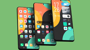 Tema Vivo Terbaru Original OS Tembus Akar 2021