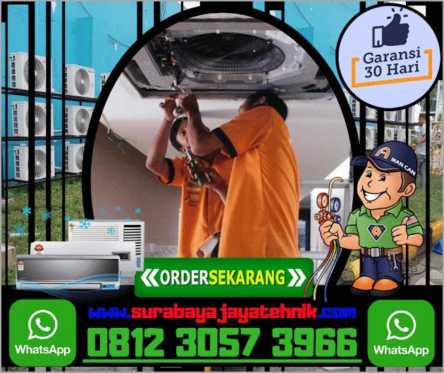 0812 3057 3966 - Jasa Bongkar  Pasang AC Surabaya Pusat Murah Berpengalaman Dan Bergaransi.