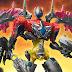 Novos brinquedos do filme de Power Rangers são anunciados