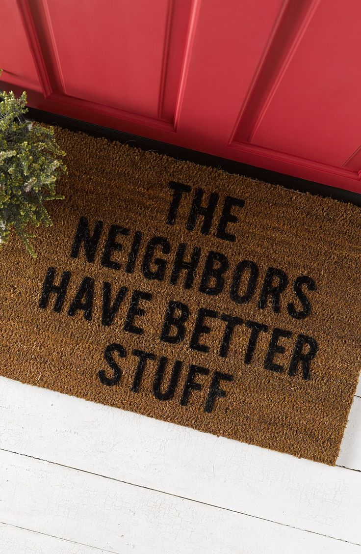 Hey anny diy tapete tumblr creative doormat for Tumblr tapete