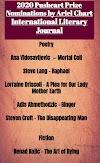 Ariel Chart International Literary Journal: 2020 Pushcart Prize Nominations