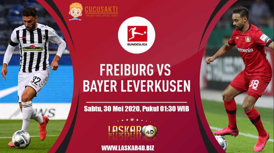 Prediksi Bola Freiburg vs Bayer Leverkusen Sabtu 30 Mei 2020
