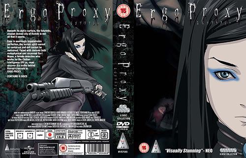 Ergo Proxy Torrent - DVDRip
