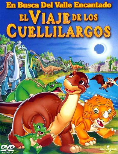 ver En busca del valle encantado 10: El viaje de los cuellilargos (2003) Online