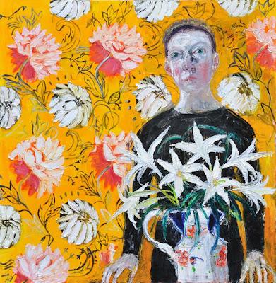 Yellow Wallpaper I (2012), Shani Rhys James