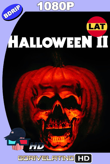Halloween II (1981) REMASTERED BDRip 1080p Latino-Ingles MKV