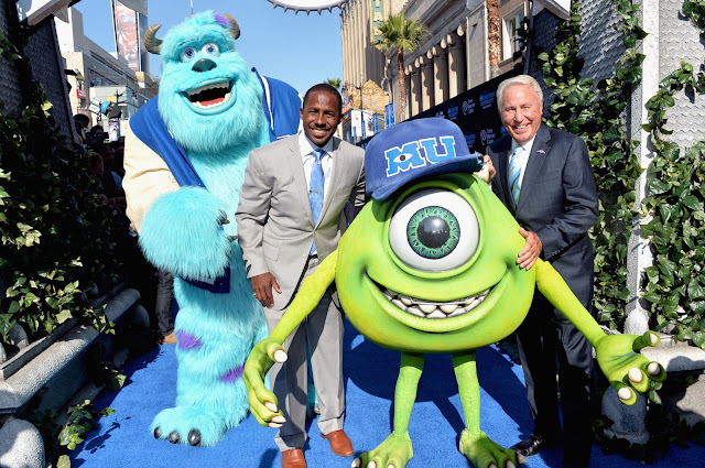 monsters university clip mike and sulley meet