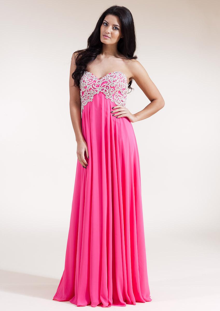 Long asian style maxi dress