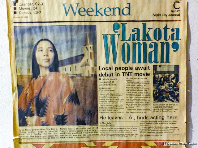 Estreno del film Lakota Woman