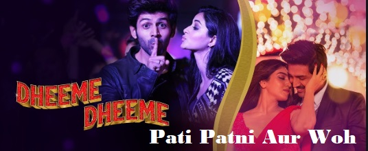 Pati Patni aur woh full HD movie download 720p,480p