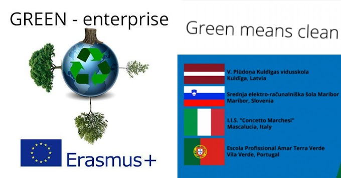 ERASMUS+ Virtual meeting activities