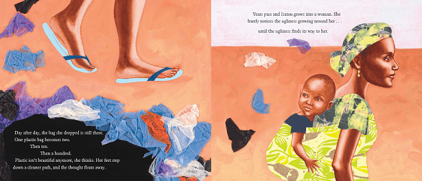 One Plastic Bag: Isatou Ceesay and the Recycling Women of the Gambia by Miranda Paul