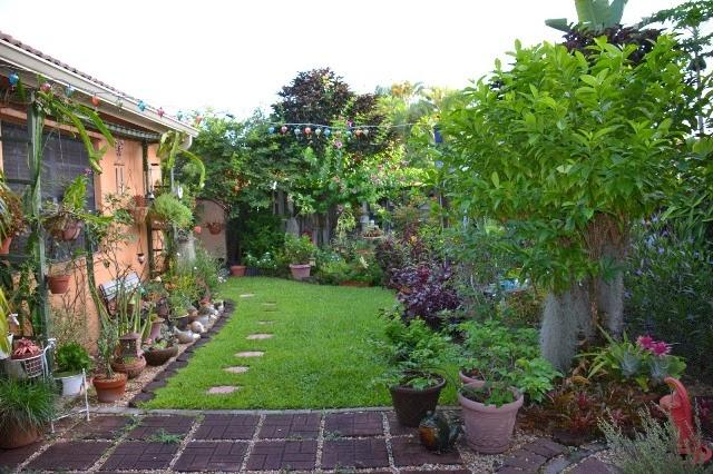 gambar gambar taman indah didepan rumah blog koleksi