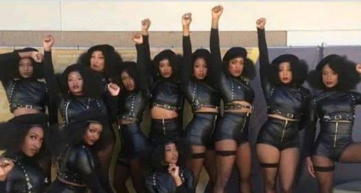 Black Bra members