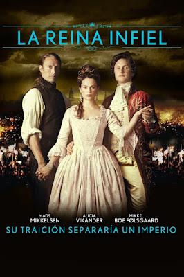 A Royal Affair 2012 DVD R4 NTSC Latino