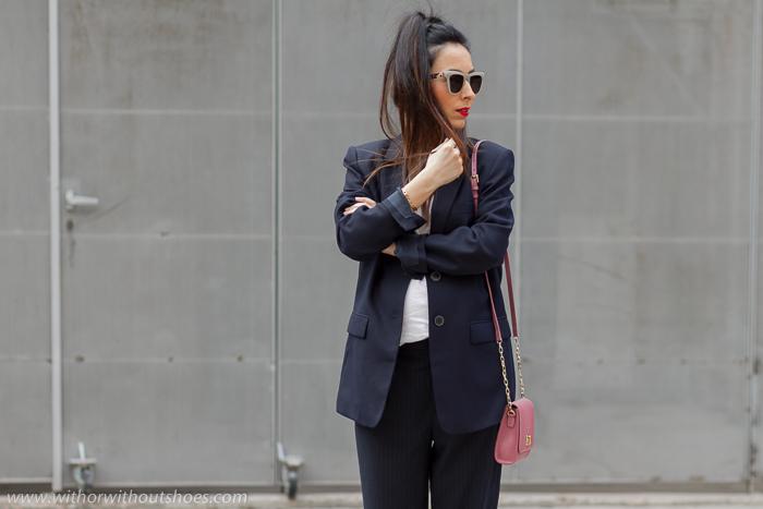 Influencer Valencia España Moda Mujer Look chic masculino Instagramer