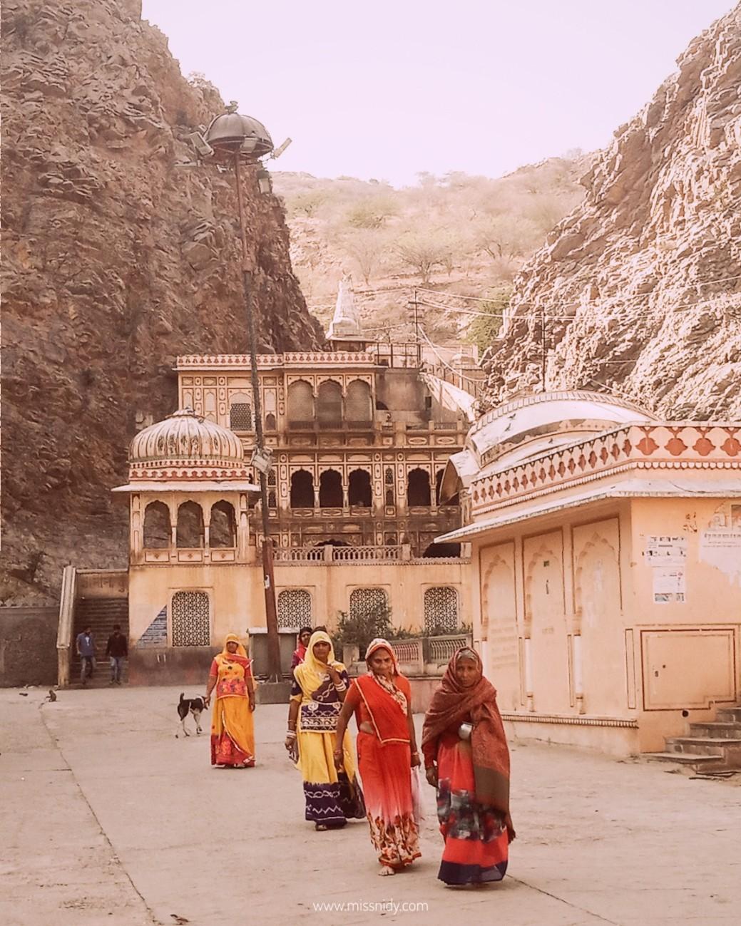 travelling ke india bulan maret