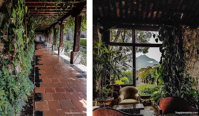 Hospedagem em Antigua Guatemala: Hotel Museo Casa Santo Domingo