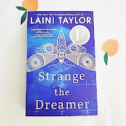 Strange the Dreamer | Review