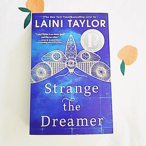 Strange the Dreamer | Review