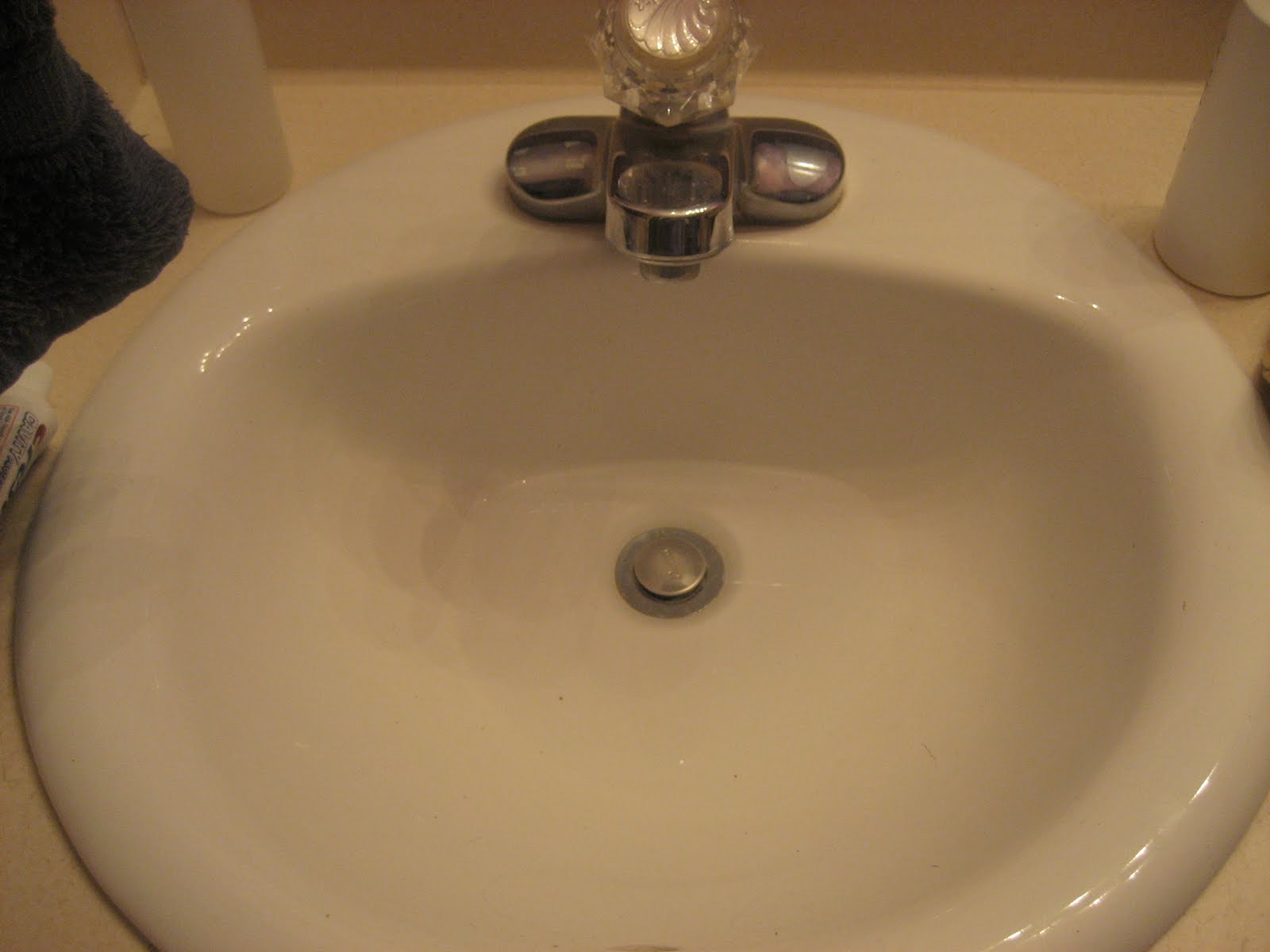Clogged Sink Drain: Healthy Living Mama: Clogged Drain And Tough Stains