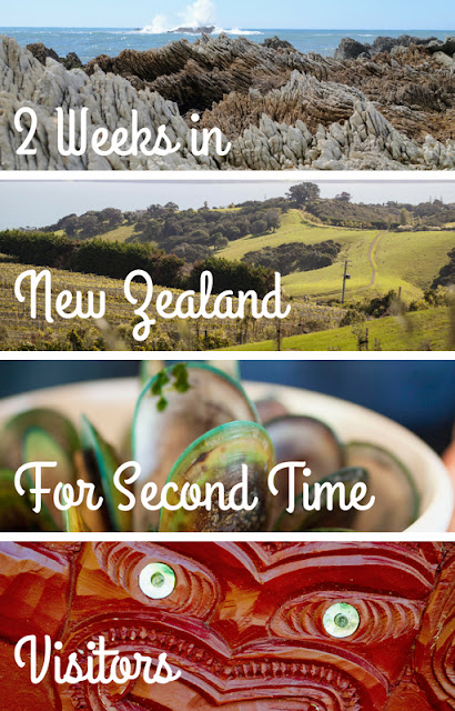 2 Weeks in New Zealand for Second Time Visitors