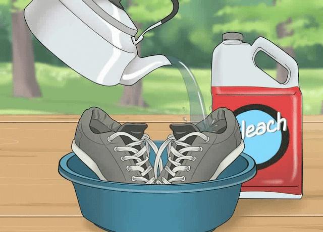تعرق الرجلين ,كيف اتخلص من رائحة الحذاء ,ازالة رائحة الحذاء ,كيفية التخلص من رائحة الحذاء الكريهة ,وصفات للقدمين