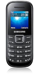Samsung Guru 1200 GT-E1200ZKYINS