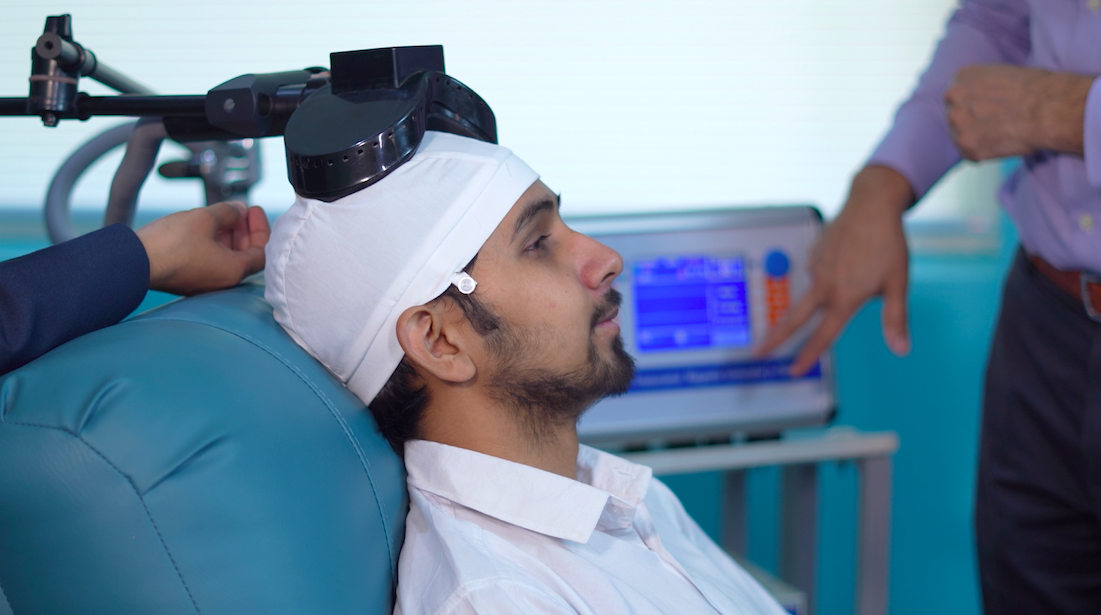 Best therapy for depression in delhi-TMS Treatment