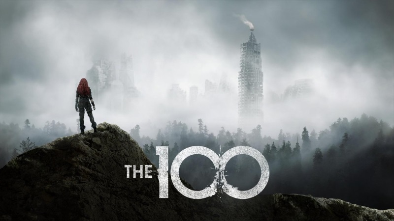 Challenge Séries 2017 the 100