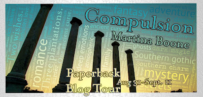 The Mod Podge Bookshelf: Compulsion Paperback Tour