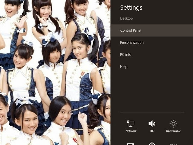 Tips Menggunakan Lock Screen pada Windows 8