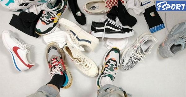 """Top 20 đôi giày sneaker nam, nữ chính hãng """"Đốn tim"""" hàng triệu Fan yêu giày"""