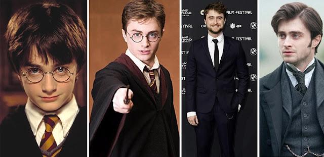 Pelakon Watak 'Harry Potter' antara terkaya di Britain