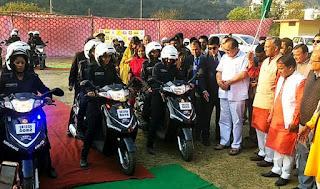 Sarthi - Hill petrol Unit (उत्तराखंड के पहाड़ी क्षेत्रों में पुलिस पेट्रोल यूनिट) रुद्रप्रयाग