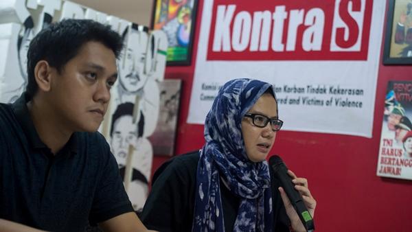 Penyerang Novel Dituntut 1 Tahun, KontraS Sebut Hukum Diskriminatif
