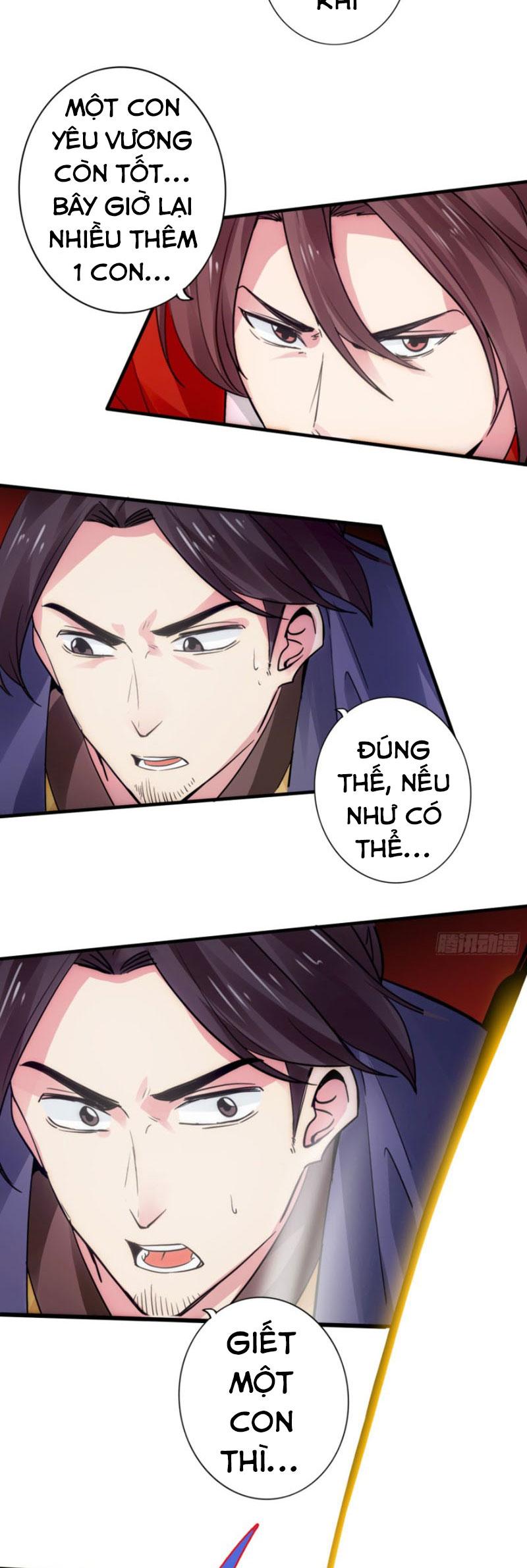 Chư Thiên Ký Chương 286 - Vcomic.net