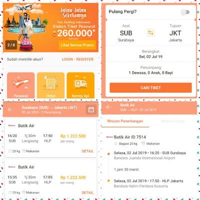 tiket pesawat murah di pegipegi