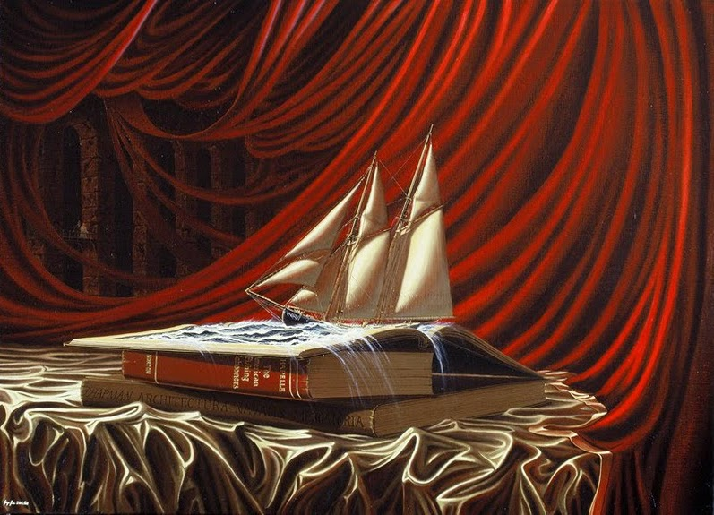 18-Jürgen-Geier-Ships-and-Maritime-Surreal-Paintings-www-designstack-co