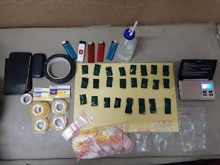 Sat Narkoba Polres Cirebon Kota Amankan 48 Gram Sabu Kualitas 1
