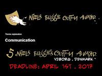 5th Niels Bugge Cartoon Award Denmark-2017