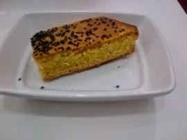 Pan de harina de maíz