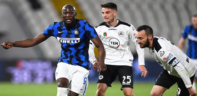 Spezia vs Inter – Highlights