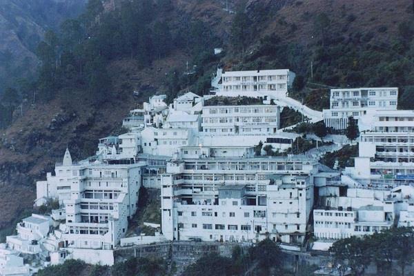 Vaishno Devi Bhawan Trikuta Parvat