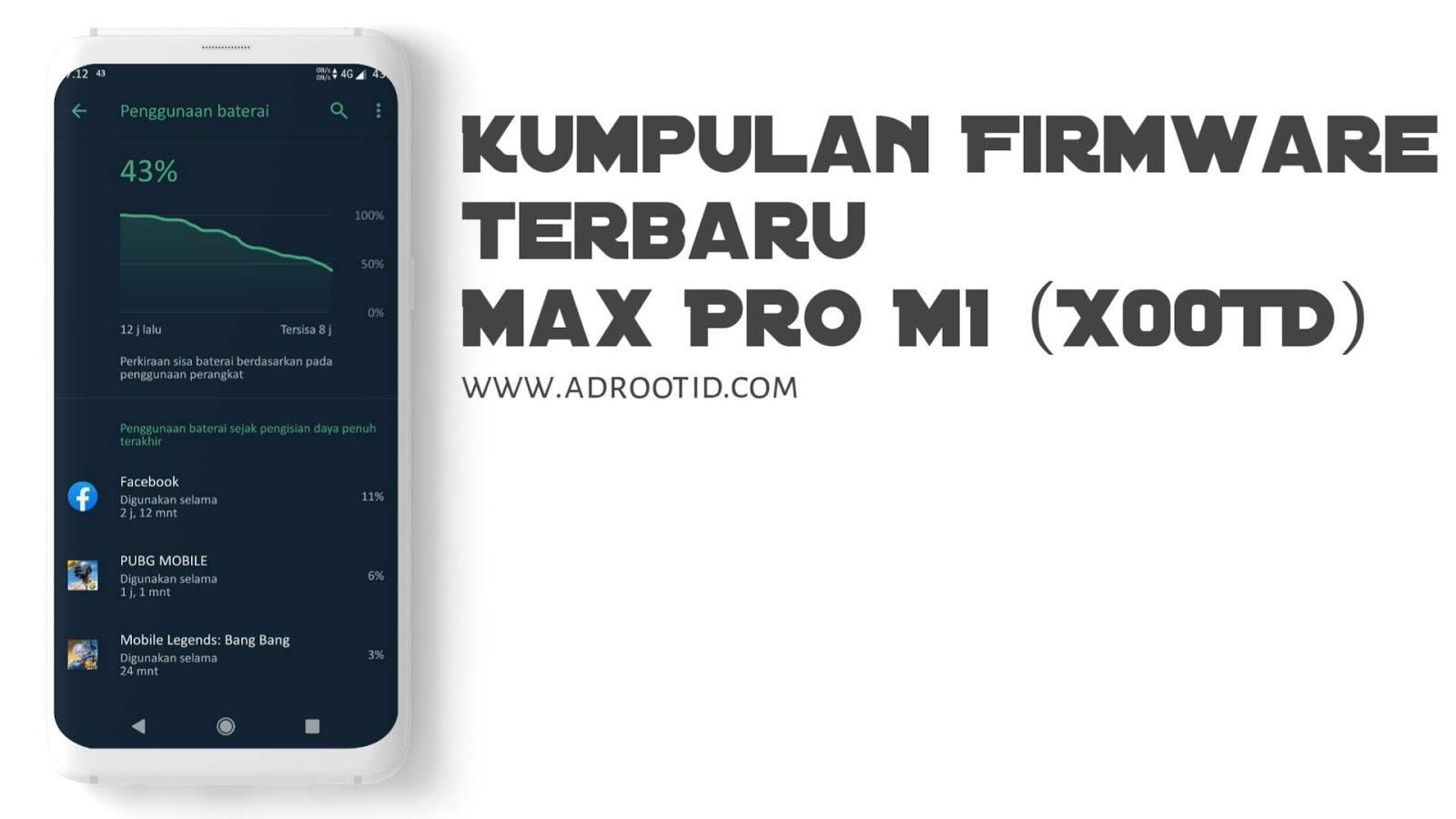 Latest firmware max pro m1